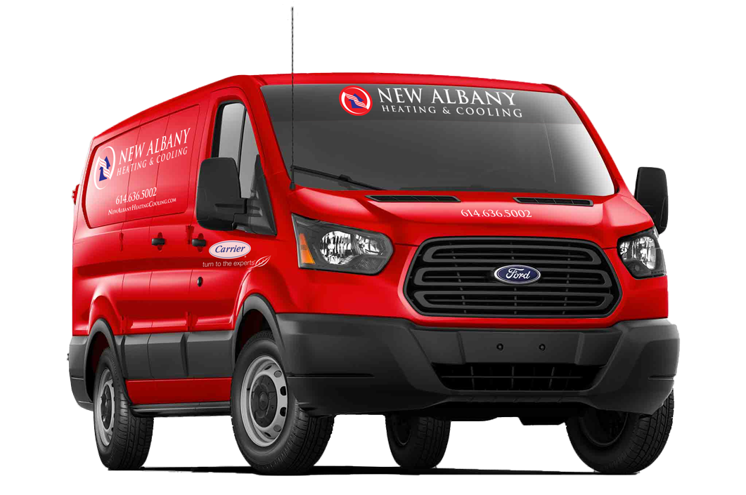 Carrier Approved Dealer in New Albany Ohio