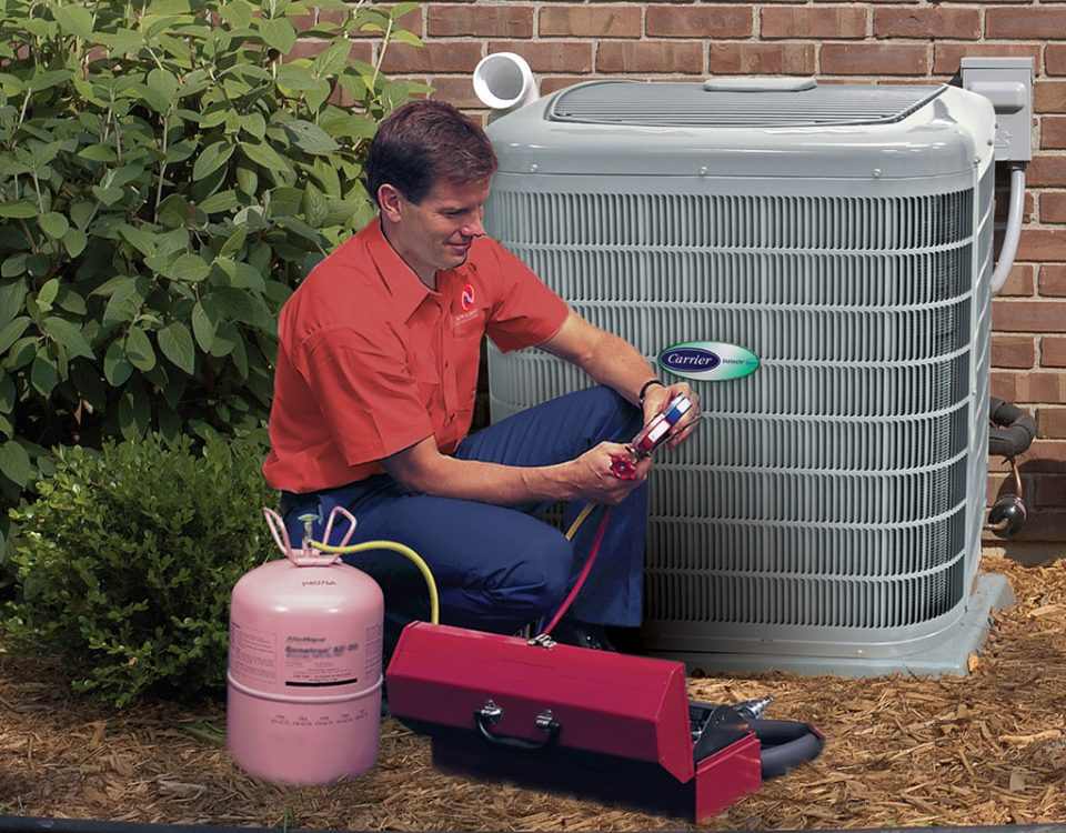 Time to get your AC tune-up done.